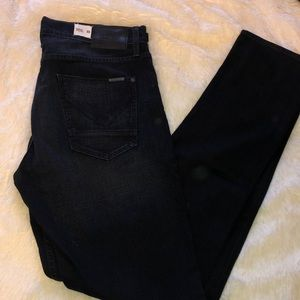 Hudson Sartor Slouchy Skinny Jeans NWOT